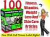 Thumbnail 100 Professional Weight Loss, Fitness, Skin Care, Vitamins Articles