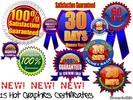NEW! 15 Hot Graphics Certificates