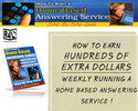 Thumbnail Complete Home Based Answering Service Guide