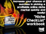 Thumbnail Niche Checklist workbook