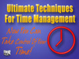 Thumbnail Ultimate Techniques For Time Management with MRR