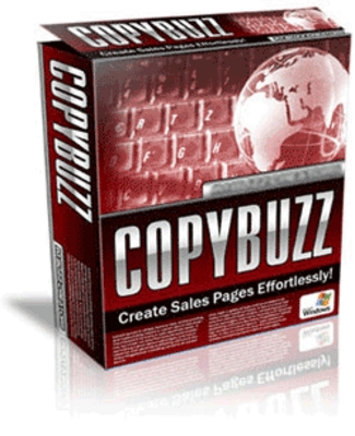 Product picture Copy Buzz - Sales Copy Generator