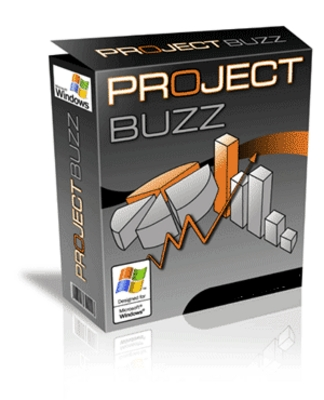 Product picture Project Buzz - Project Management Software