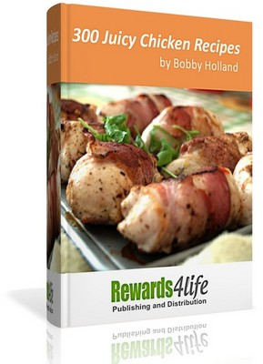 Product picture Chicken Recipes Cookbook