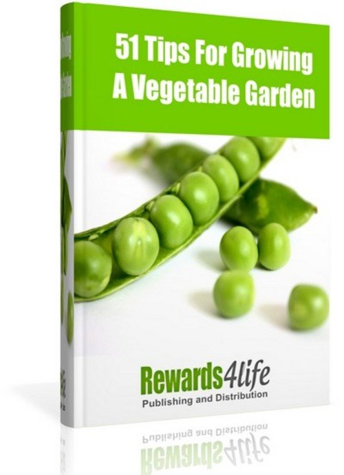Product picture 51 Tips For Growing A Vegetable Garden