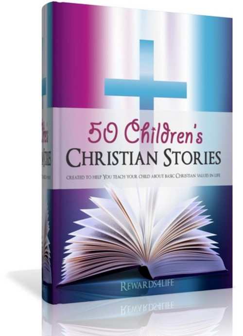 Product picture 50 Childrens Christian Stories