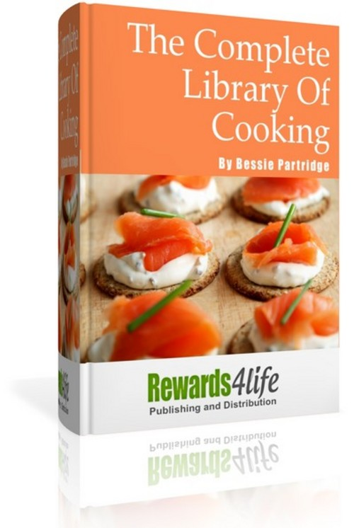 Product picture The Complete Library Of Cooking
