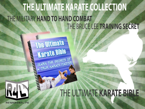 Product picture The Ultimate Karate Collection