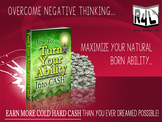 Product picture Turn Your Ability In To Cash