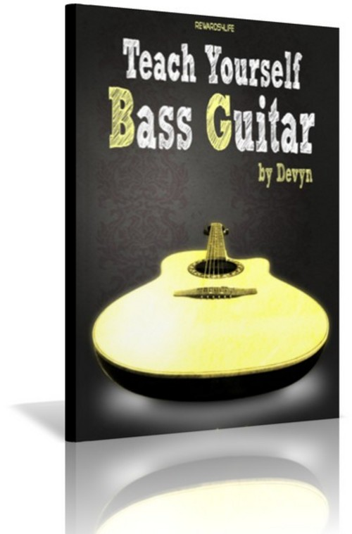 Product picture Teach Yourself Bass Guitar