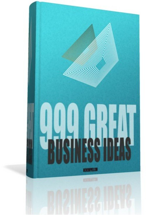 Product picture 999 Great Business Ideas