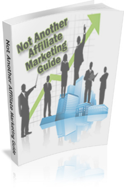 Product picture Not Another Affiliate Marketing Guide